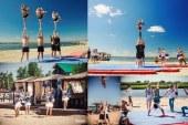 Черлидинг включен в программу I Всероссийских игр по пляжным видам спорта