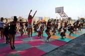 II Всероссийский спортивный лагерь черлидеров и акробатов