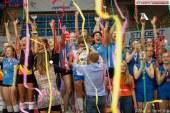 Черлидинг в рамках Международного фестиваля студенческого и молодёжного спорта Moscow Games 2015