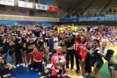 Поздравляем с блестящим выступлением на Чемпионате России по черлидингу-2015!