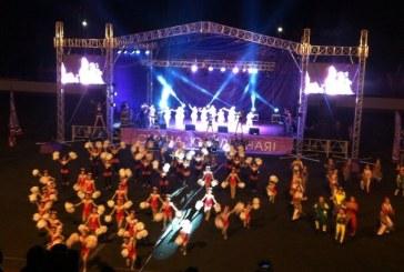 «Орикс» и «Гранд» — на церемонии открытия юбилейной смены во Всероссийском детском центре «Смена»!