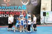 Евро-Азиатские соревнования по черлидингу среди детских команд