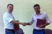 Федерация черлидинга России и ВДЦ «Смена» подписали соглашение о сотрудничестве
