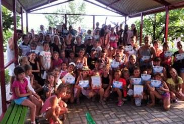 О II Всероссийском спортивном лагере черлидеров — 2015