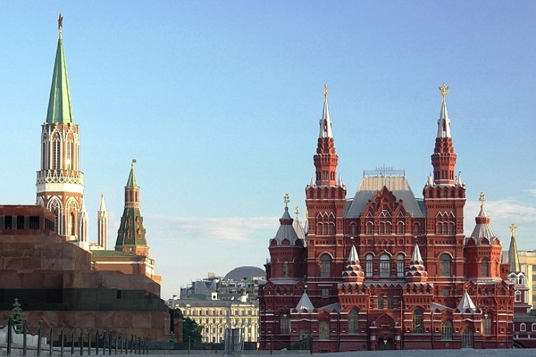 RussiaMoscow-RedSquare&Kremlin&LeninMausoleum