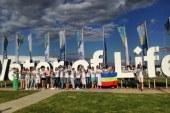 Волонтеры на FINA 2015!