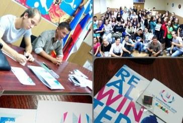 Собрание волонтерского движения РССС