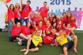 Волонтерское спортивное движение РССС вошло в тройку лучших волонтерских объединений конкурса «Доброволец России 2015»!
