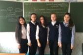 Активисты-черлидеры провели лекцию на тему толерантности для школьников
