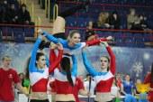 Открытый чемпионат и первенство Мордовии по черлидингу 2015