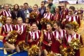 Результаты Чемпионата Москвы по черлидингу среди студенческих команд в рамках XXVIII МССИ