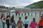 Тренинг на командообразование, организованный волонтерами РССС