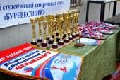 В «Смене» прошли Первые Всероссийские соревнования по черлидингу среди школьных команд