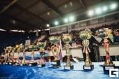 Открытый Чемпионат и Первенство Астраханской области  по черлидингу «Каспийский лотос — 2016»