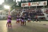 «Флеш» с показательными выступлениями в лагерях МДЦ «Артек»