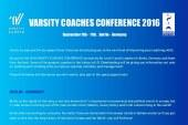 Cеминар в Берлине для тренеров по чир-дисциплинам с участием специалистов из США