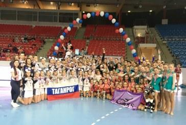Поздравляем сборную Ростовской области с отличными результатами на II Открытом чемпионате и первенстве «Евразия»!