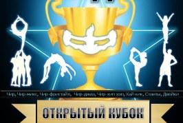 Федерация черлидинга Москвы приглашает к участию в соревнованиях!