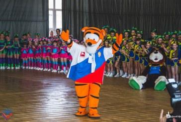 Фотоотчет «Школьной лиги»