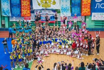 12 марта состоялся Открытый чемпионат и первенство Ростовской области по черлидингу