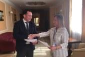 Подписано соглашение о совместном развитии черлидинга