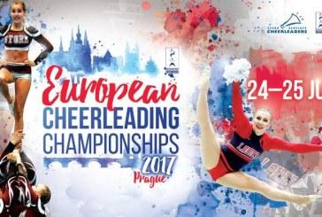 Итоги ECU European Cheerleading Championships 2017 в Праге
