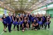 Министр спорта РФ и ректор ДГТУ посетили тренировку сборной ДГТУ по черлидингу «Гранд»!