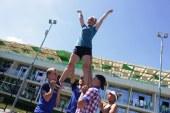 «БУДЬ ЯРЧЕ — ЖИВИ В ЧИРЕ!» — МДЦ «Артек», детский лагерь «Лесной»