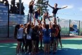 9 отряд — МДЦ «Артек», детский лагерь «Полевой»