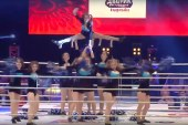 Сборная ДГТУ по черлидингу Гранд — 11 мая 2017 — на Чемпионате России по ММА