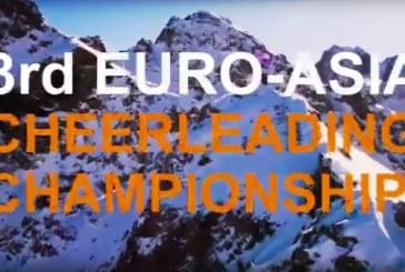 III Евро-Азиатские соревнования  по черлидингу