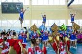 Московский областной фестиваль «Я люблю тебя, Россия» по черлидингу