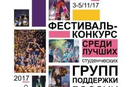 Впервые в Иванове. Лучшие черлидинговые команды России в одном месте!