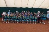Команда ГРАНД на Кубке губернатора Ростовской области по теннису!