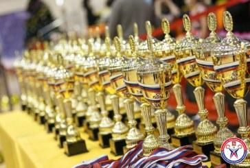 Открытый турнир по черлидингу «Весенние лучики»