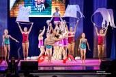 «Флеш» на открытии Года детского спорта в Ростовской области