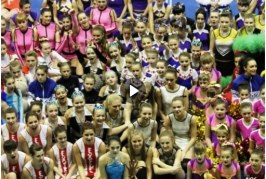 Федерации чирлидинга и чир спорта Ростовской области — 10 лет! Federation cheerleading and cheer sport of the Rostov region celebrates its decade!