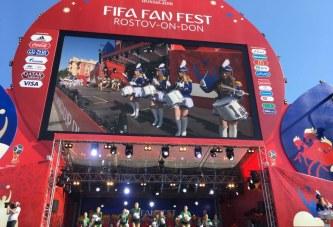 Спортсмены Федерации чирлидинга юга России приняли участие в Фан-фестивале г. Ростова-на-Дону