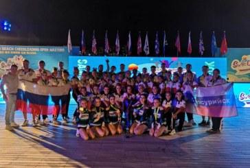 Высочайшие результаты наших спортсменов в Южной Корее!