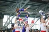 Открытый турнир по чирлидингу в Волгограде собрал 535 участников