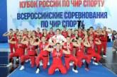 Поздравляем сборную команду Республики Крым «Storms»