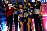 Поздравляем команду «Гранд» ДГТУ с победой на Всероссийских соревнованиях по чир спорту!