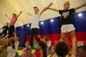 Подошли к концу плодотворные дни для спортсменов-чирлидеров Центра адаптивной ФКиС Смоленской области в МДЦ «Артек»