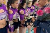 Состав сборной команды Таганрога «Флеш» получил заветные звания кандидатов в мастера спорта
