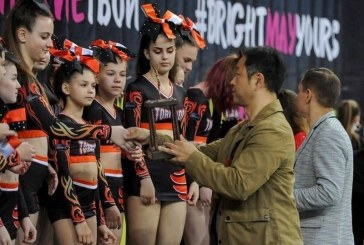 Сызранские чирлидеры добились призового места на Международном фестивале в Сочи, куда съехались более 2500 участников