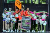 Впервые на Международном фестивале «Яркие! Майские! Твои!» состоялись соревнования среди семейных команд!