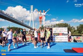Шоу-чемпионат «МОРЕmore» в Тюмене ждёт тебя!