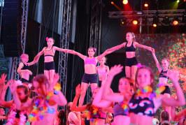 Блокнот Таганрог: «Таганрогские чирлидеры в «Артеке» получили «Приз зрительских симпатий» за гавайский номер»