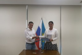 «Яркие! Майские! Твои! Перезагрузка 5.0» пройдёт в Алмате! Соглашение подписано на Чемпионате по чирлидингу в Самчоке.