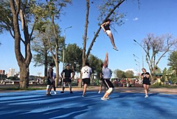 В Ростове-на-Дону прошёл STUNT-FEST «Яркие! Майские! Твои!» перезагрузка 5.0